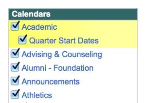 quarter-start-dates