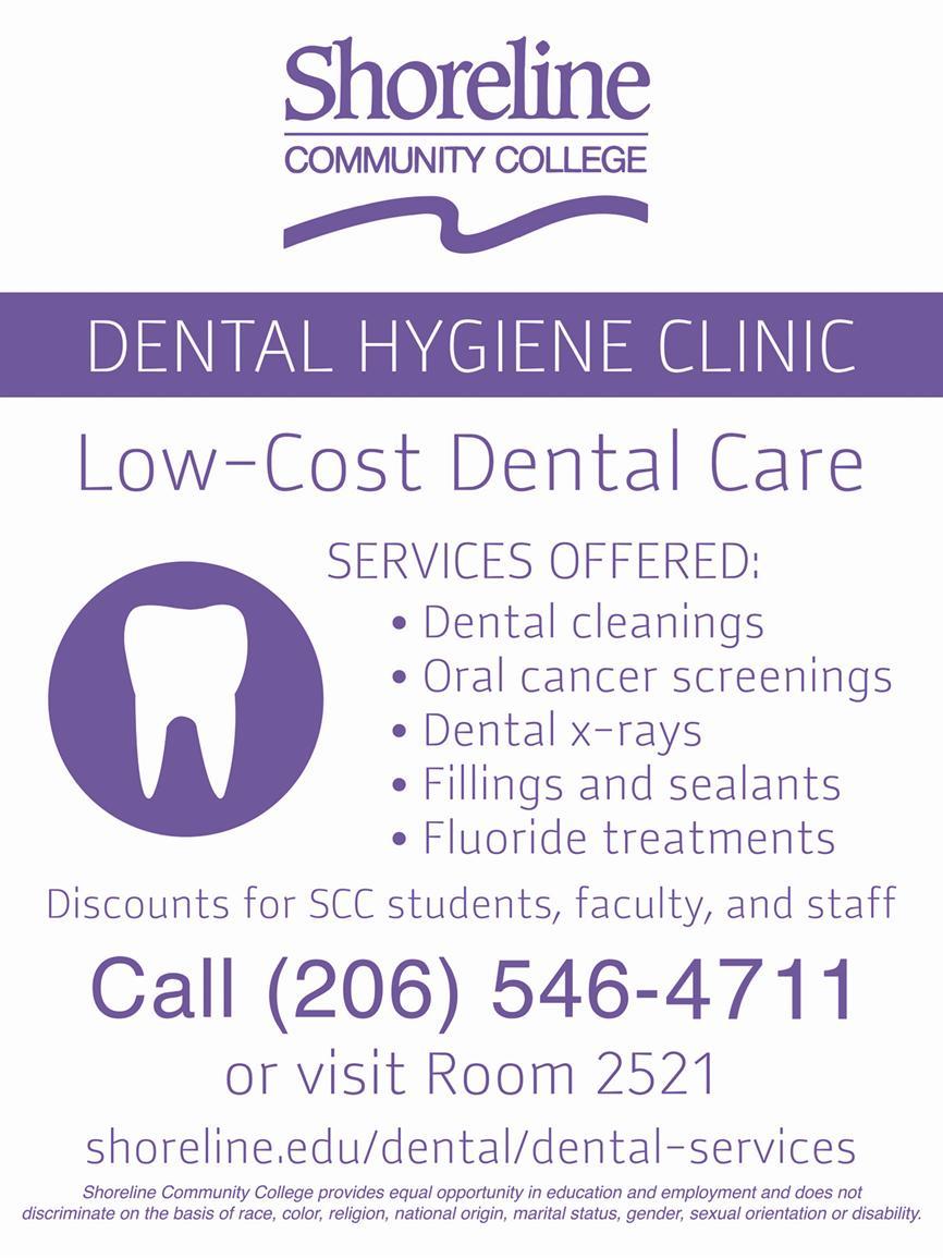 Dental Hygienist online service offering