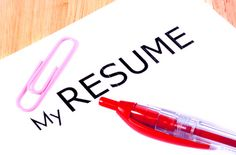 Career And Workshop Series For Students: Resume Writing 101, Tues., Oct. 13  U2013 Day At A Glance
