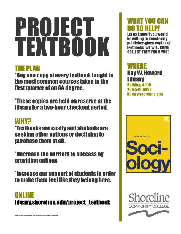 project textbook
