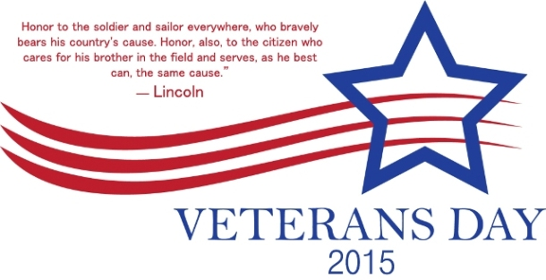 veterans day lincoln