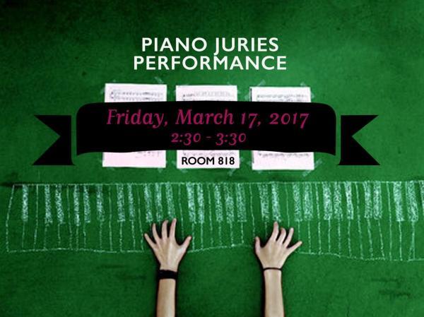 piano juries