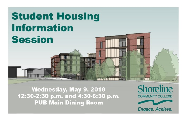 Invitation to housing info session May 9, 2018